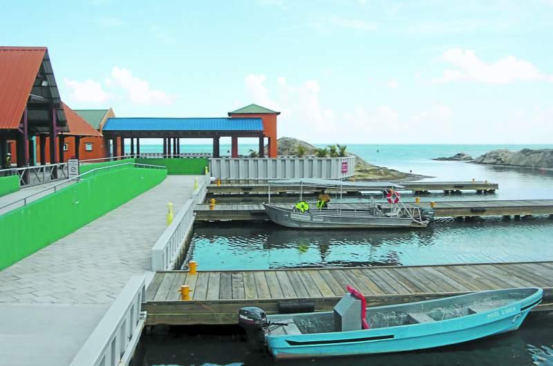 El puerto Banana Coast recibirá cruceros a partir del 15 de octubre.